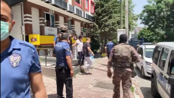 Esenyurt - Sputnik Türkiye