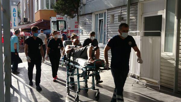 Otelde yemekten zehirlenen 30 kişi hastanelik oldu - Sputnik Türkiye