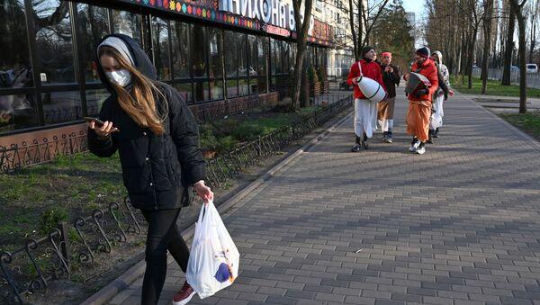Ukrayna sokak - Sputnik Türkiye