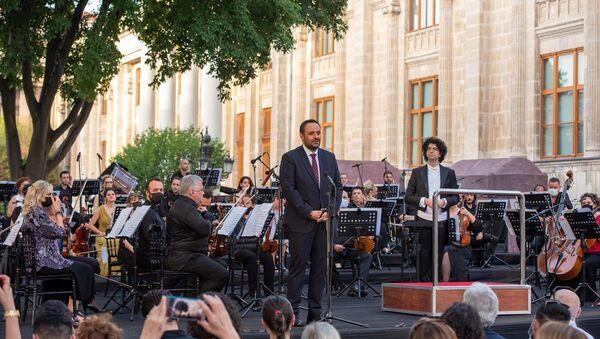 12. Uluslararası İstanbul Opera Festivali - Sputnik Türkiye