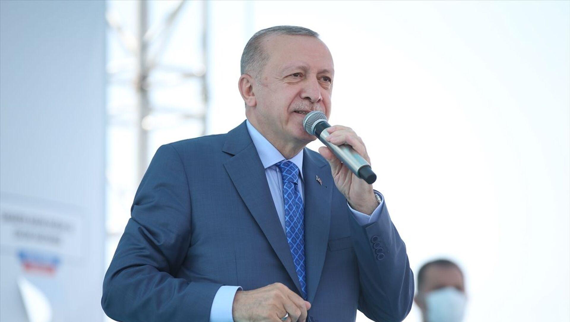 Recep Tayyip Erdoğan - Sputnik Türkiye, 1920, 07.07.2021