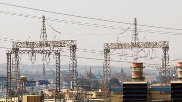 Irak - elektrik santrali - Sputnik Türkiye