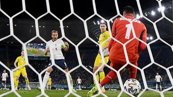 EURO 2020 - İngiltere - Ukrayna - Sputnik Türkiye