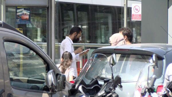Turistlere kendi HES kodunu satarken yakalandı - Sputnik Türkiye