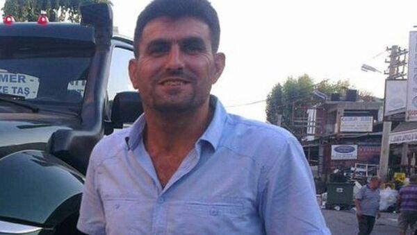 Güvercin yüzünden tartıştığı komşusunu öldürdü  - Sputnik Türkiye