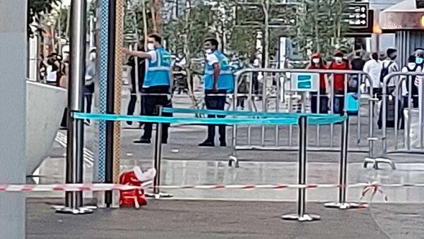 İstanbul Havalimanı şüpheli çanta - Sputnik Türkiye