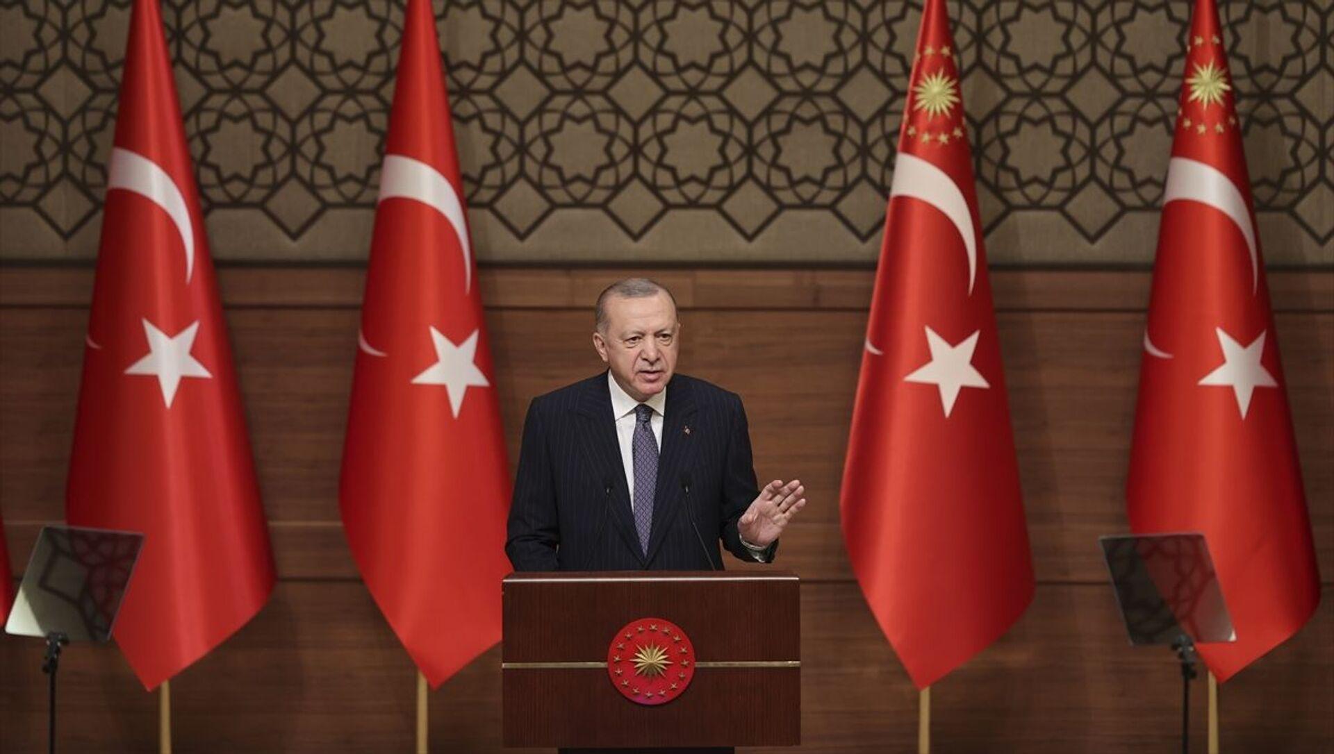 Recep Tayyip Erdoğan - Sputnik Türkiye, 1920, 12.07.2021
