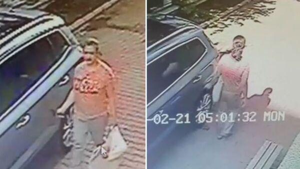Gaziantep'te tartıştığı komşusunun arabasını çizen kadın - Sputnik Türkiye