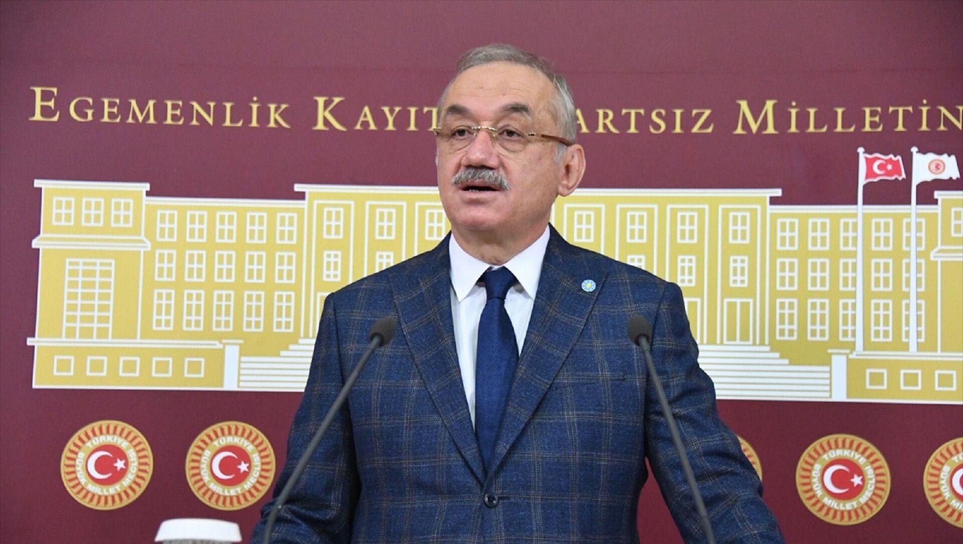 İYİ Parti TBMM Grup BaşkanıİsmailTatlıoğlu - Sputnik Türkiye, 1920, 05.07.2021