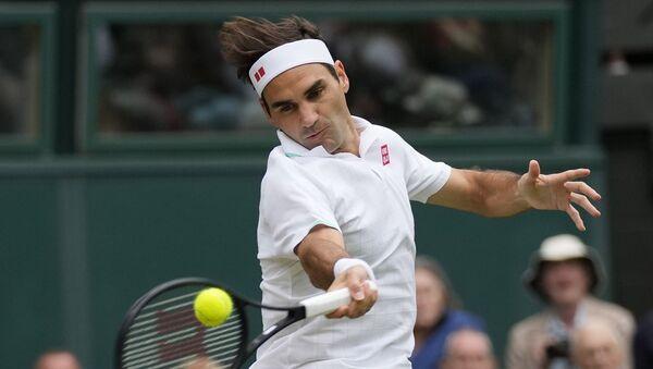 Roger Federer - Sputnik Türkiye