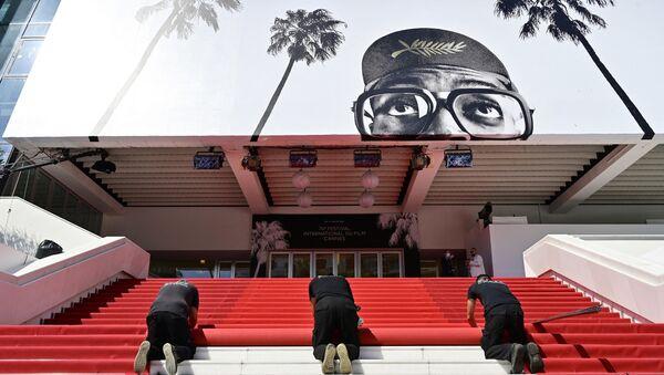 Cannes Film Festivali 2021 - Sputnik Türkiye
