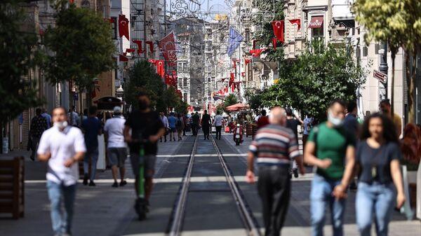 İstanbul - Taksim  - Sputnik Türkiye