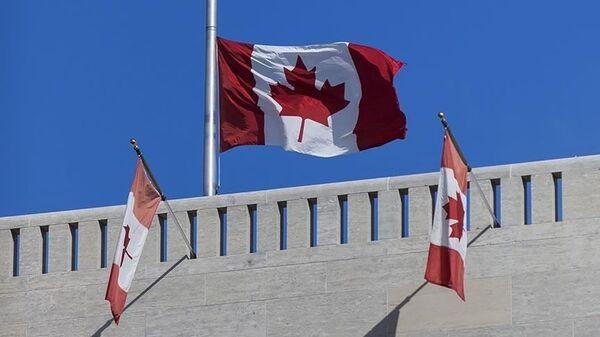 Kanada Bayrağı - Sputnik Türkiye