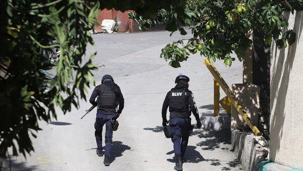 Haiti polisi - Devlet Başkanı Jovenel Moise suikastı - Sputnik Türkiye