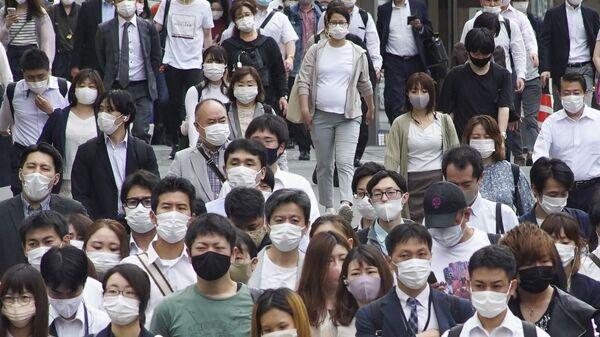 Japonya - Tokyo - koronavirüs - Kovid-19 - Sputnik Türkiye