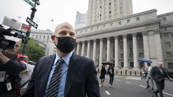 ABD'li ünlü avukat Avenatti, 'Nike'a şantaj yapmaktan' 2.5 yıl hapis cezasına çarptırıldı - Sputnik Türkiye