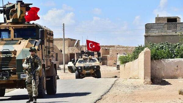 Suriye'deki Türk askeri - Sputnik Türkiye