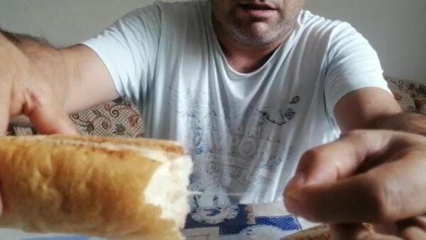 Ekmeğin içinden çıkan ip, Afyon - Sputnik Türkiye