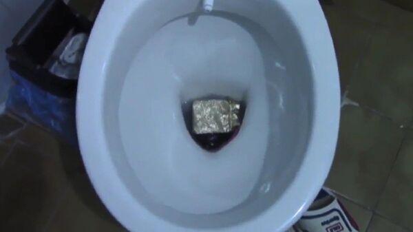 Hırsızların 'zula' tuvaletinden 50 bin liralık altın çıktı - Sputnik Türkiye