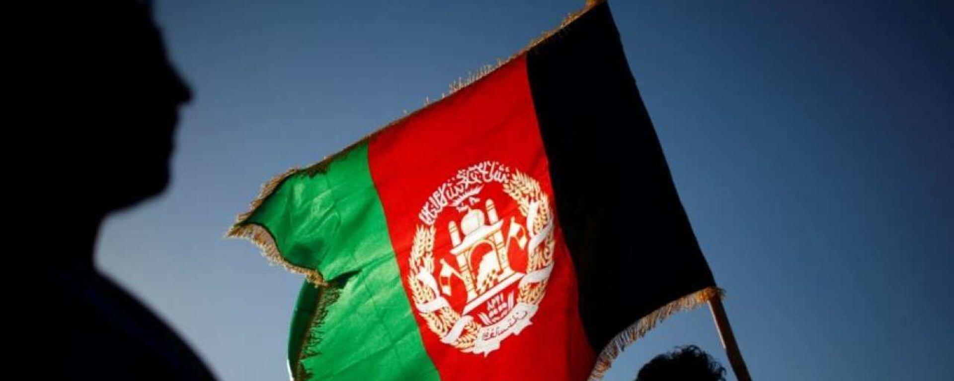 Afganistan bayrağı - Sputnik Türkiye, 1920, 12.08.2021
