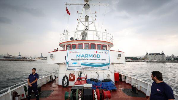 Bilim -2 gemisi  - Sputnik Türkiye