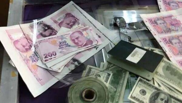 Denizli sahte para - Sputnik Türkiye