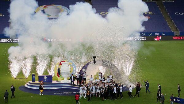 Copa America finali - Sputnik Türkiye