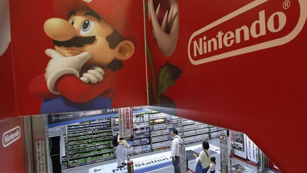 Nintendo + Super Mario - Sputnik Türkiye