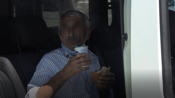 Sözlü tacizden gözaltına alınan İ.A. - Sputnik Türkiye