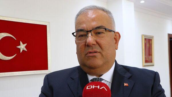 Prof. Dr. Mustafa Gerek - Sputnik Türkiye