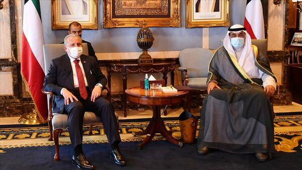 Kuveyt Emir Vekili Al Sabah: Türkiye, Kuveytli turistler için bir destinasyon haline geldi - Sputnik Türkiye