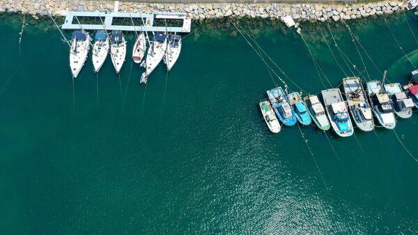Marmara Denizi- müsilajdan temizlenmiş hali - Sputnik Türkiye