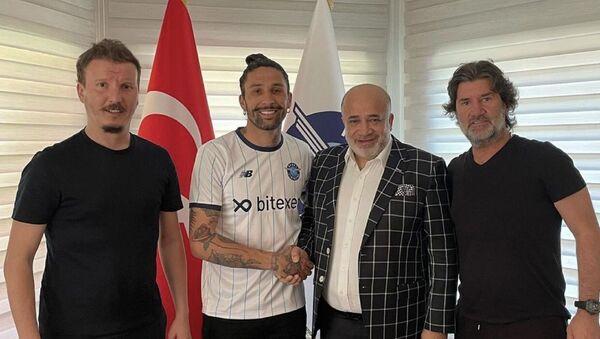 Lucas Castro, Adana Demirspor'da - Sputnik Türkiye