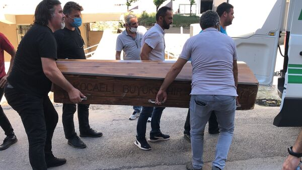 Kocaeli'de 21 yaşındaki kadının şüpheli ölümü - Sputnik Türkiye
