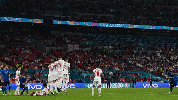 EURO 2020 İngiltere İtalya final maçı - Sputnik Türkiye