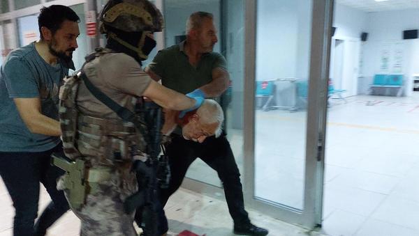 Tekirdağ'da bekçilere silahlı saldırı - Sputnik Türkiye