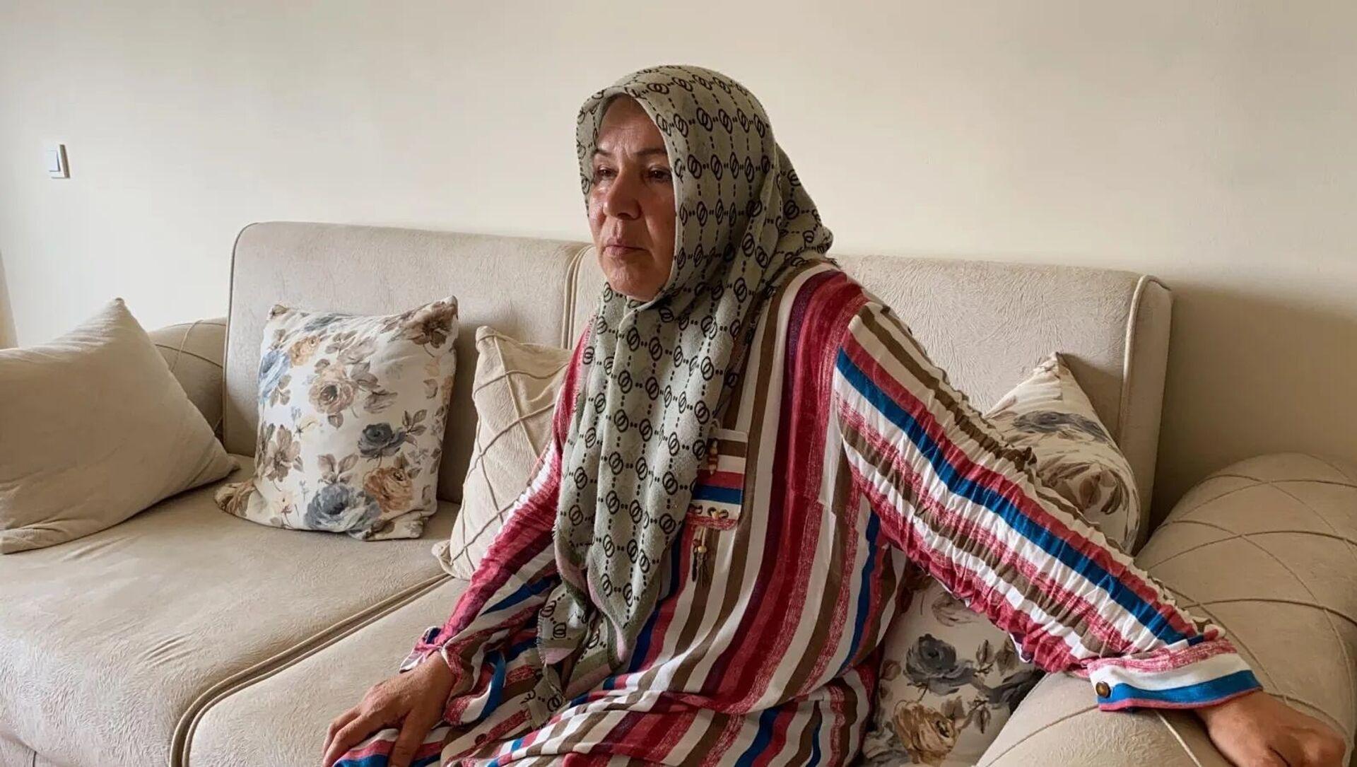Oğlu ve eşinin şiddetine maruz kalan kadın: Ne zaman gelip öldürecekler diye bekleyemiyorum - Sputnik Türkiye, 1920, 14.07.2021