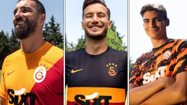 Galatasaray - yeni formaları - Sputnik Türkiye