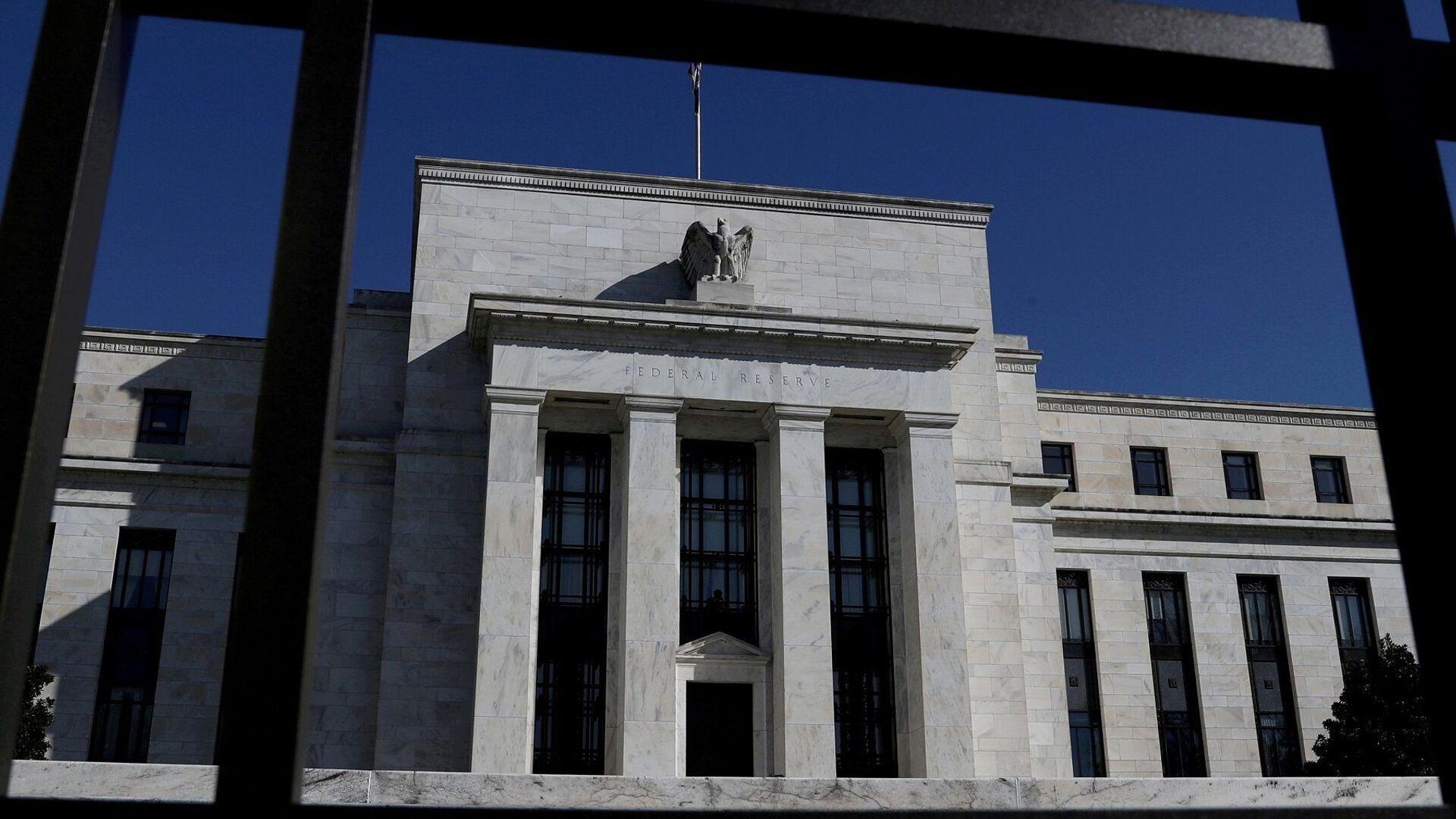 ABD Merkez Bankası - Fed - Sputnik Türkiye, 1920, 22.09.2021