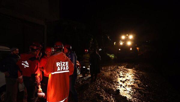 Rize - sel - Sputnik Türkiye