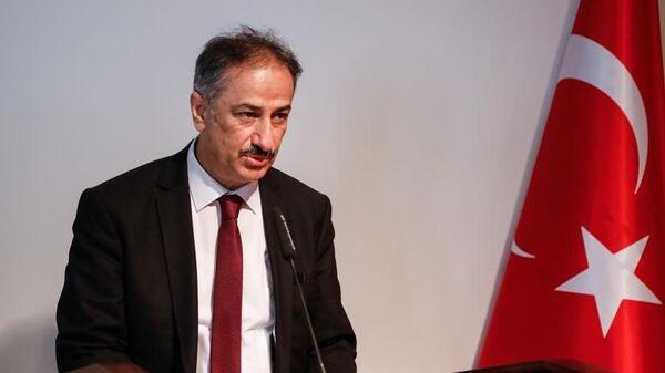 Mehmet Naci İnci - Sputnik Türkiye