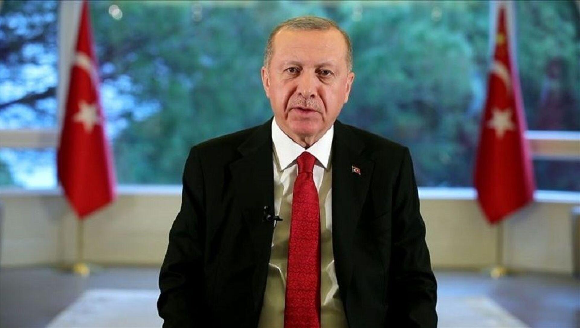 Recep Tayyip Erdoğan - Sputnik Türkiye, 1920, 24.07.2021