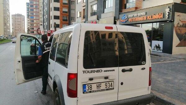 Kayseri'nin Talas ilçesinde bayan kuaförlüğü yapan kadın, boşandığı eşinin bıçaklı saldırısında yaralandı. - Sputnik Türkiye