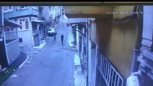 Pencere korkuluklarından tırmanarak girdikleri evleri soyan şüpheliler yakalandı - Sputnik Türkiye