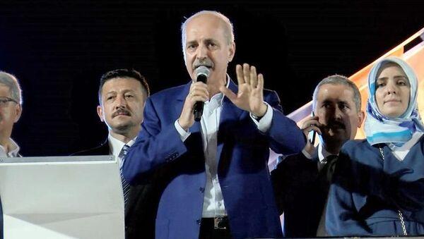 AK Partili Kurtulmuş: 15 Temmuz başarılı olsaydı Türkiye yabancı güçler tarafından işgal bile edilebilirdi - Sputnik Türkiye