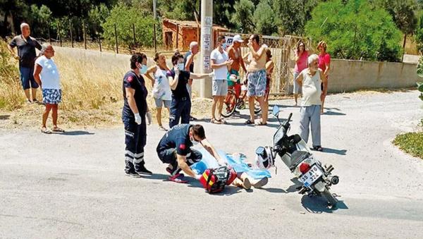 İzmir'de bir kadın, motosiklet kullanırken eski sevgilisi tarafından öldürüldü - Sputnik Türkiye