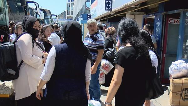15 Temmuz Demokrasi Otogarı - Sputnik Türkiye