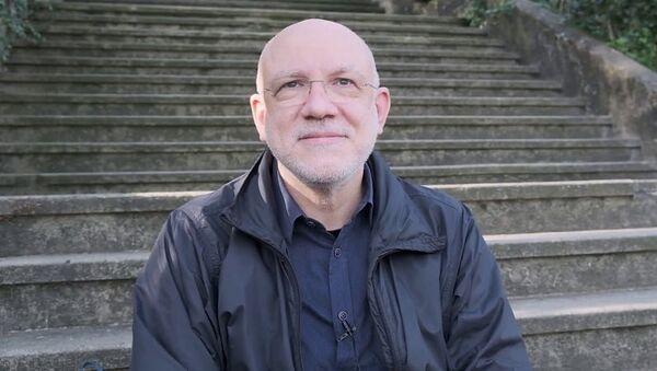 Boğaziçi Üniversitesi'nde akademisyen Can Candan'ın derslerine son verildi - Sputnik Türkiye