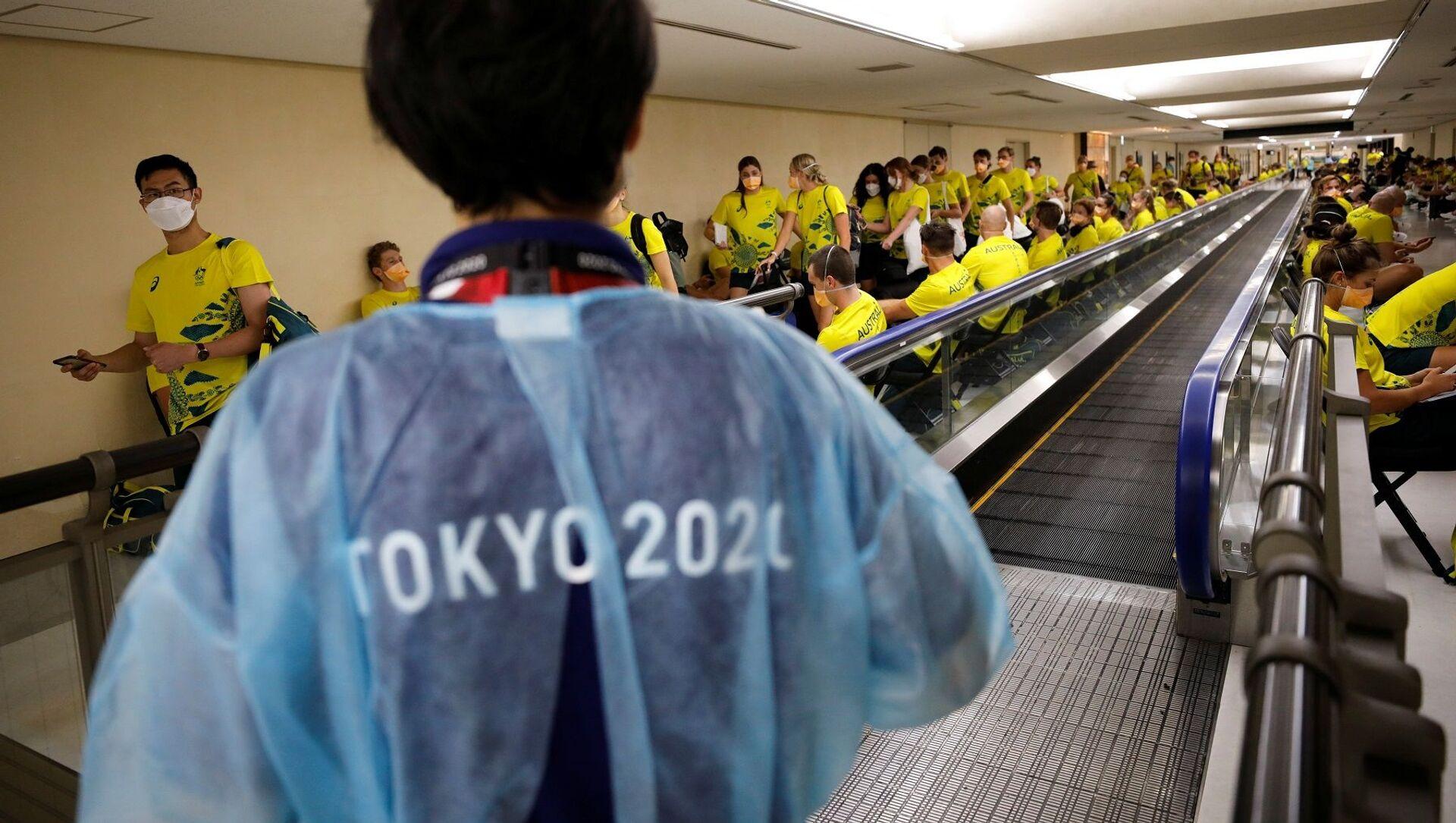 Tokyo 2020 Olimpiyatları - Sputnik Türkiye, 1920, 24.07.2021