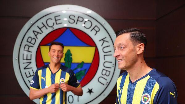Mesut Özil'in balmumu heykeli, İstanbul'a getirildi - Sputnik Türkiye